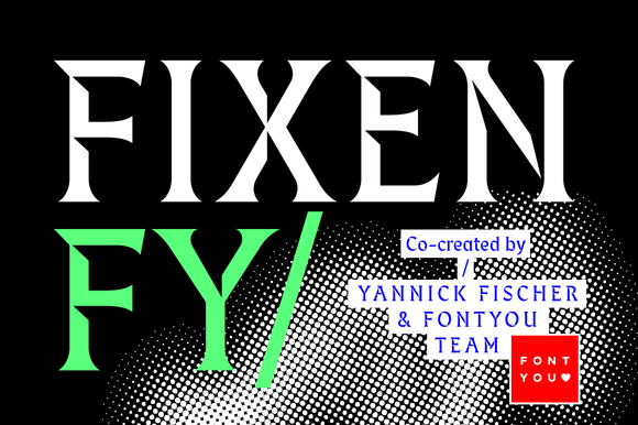 Fixen FY Regular