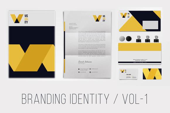 Visuality Brand Identity
