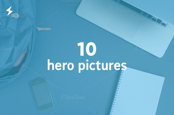 10 Hero 2 Stationery Pictures