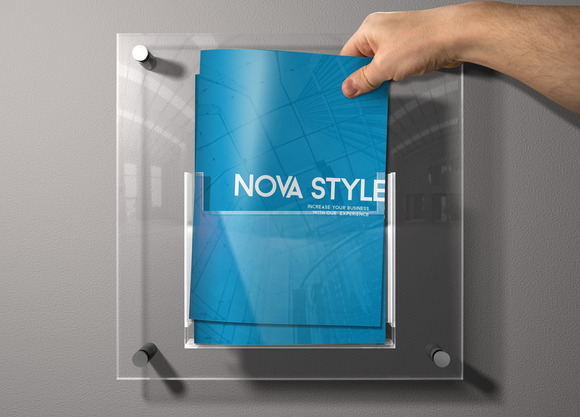Business Brochure Nova Template