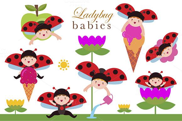 Ladybug Babies