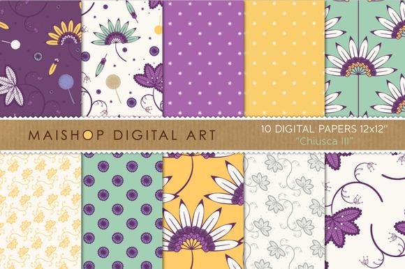 Digital Paper-Chiusca III
