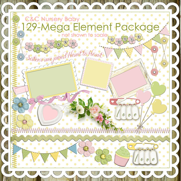 Nursery Baby Pastel Collections-129