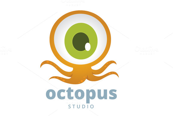 Octopus Studio Logo