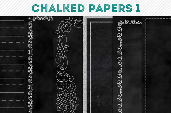 Chalked Papers 1