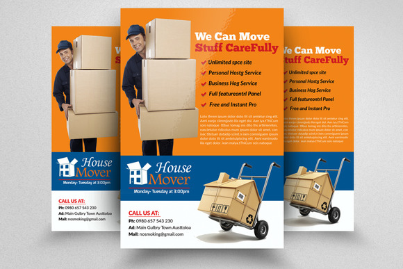 janitorial services flyers designtube creative design content. Black Bedroom Furniture Sets. Home Design Ideas