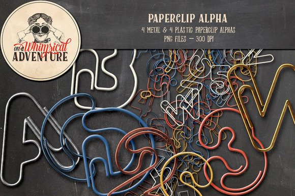 On Sale Paperclip Alpha