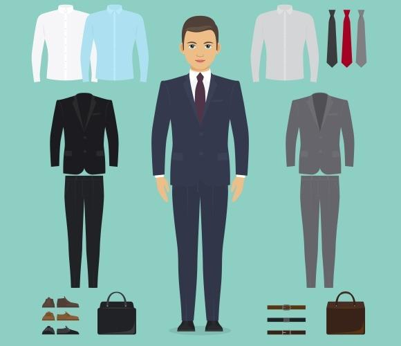 Business Man Clothes