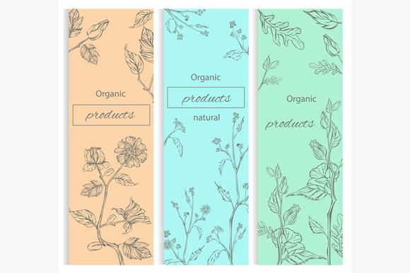 Floral Flowering Decorative Flyer