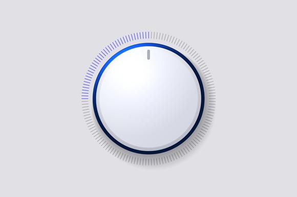 Volume Control Button : Css volume dial designtube creative design content