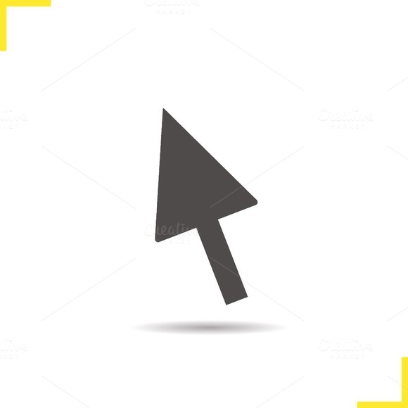 Mouse arrow Icons - 1 free vector icons - Page 9