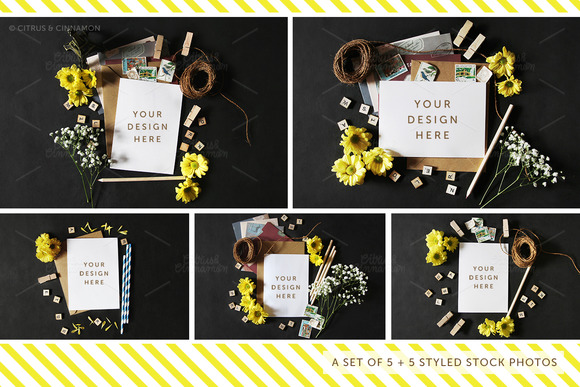 Styled Stock Photography Pack 06