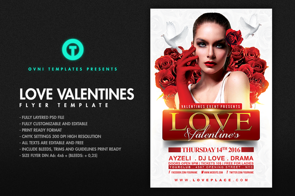 valentines dating card flyer template Create an eye-catching valentine's day card fast with lucidpress using our free templates customizable, with a stunning look that fits your needs.
