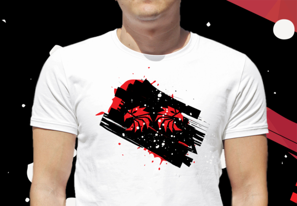 Print ready shirt template photoshop designtube for T shirt printing photoshop