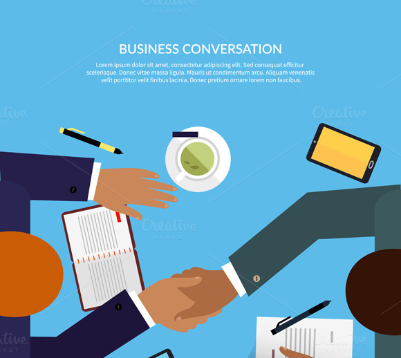 Business Conversation Design