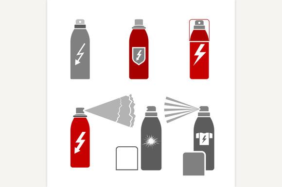 Deodorant Product Design Made By Illustrator 187 Designtube