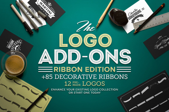 Logo Addons Ribbon Edition