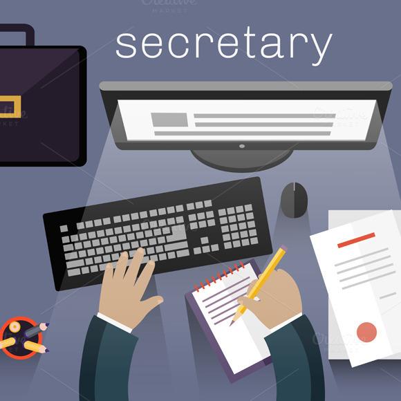 secretary report samples  u00bb designtube