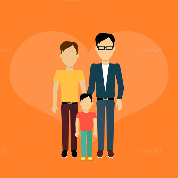 family and homosexuality