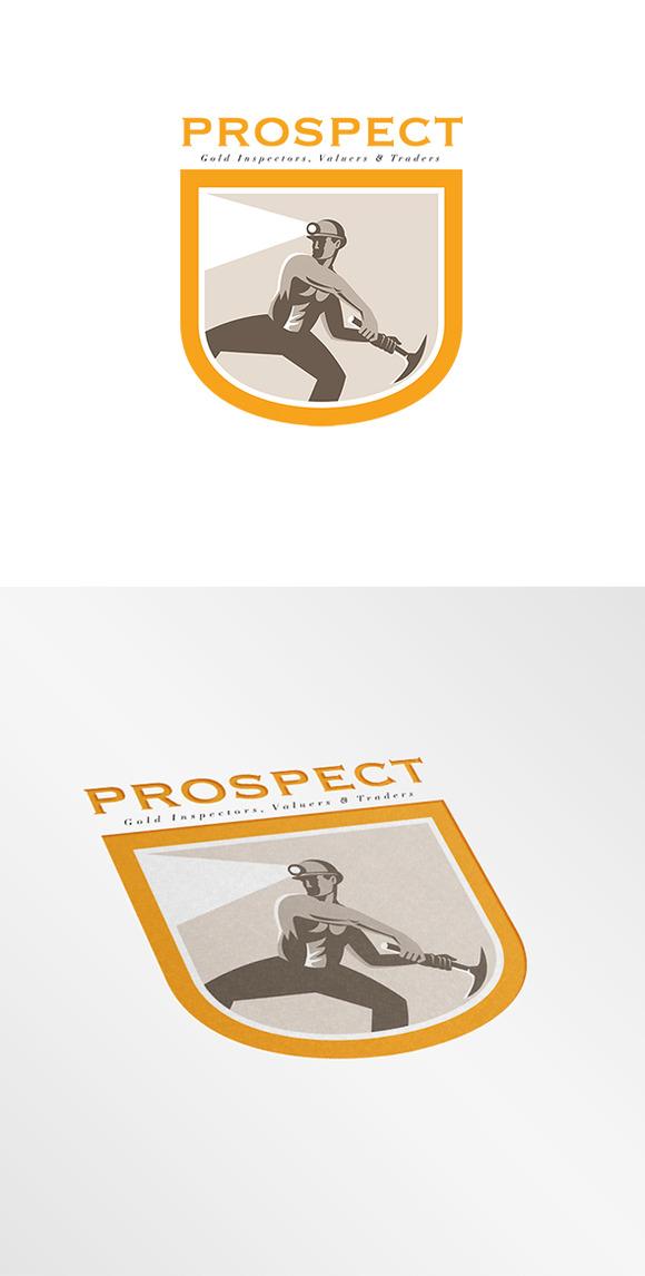 Prospect Gold Inspectors Logo