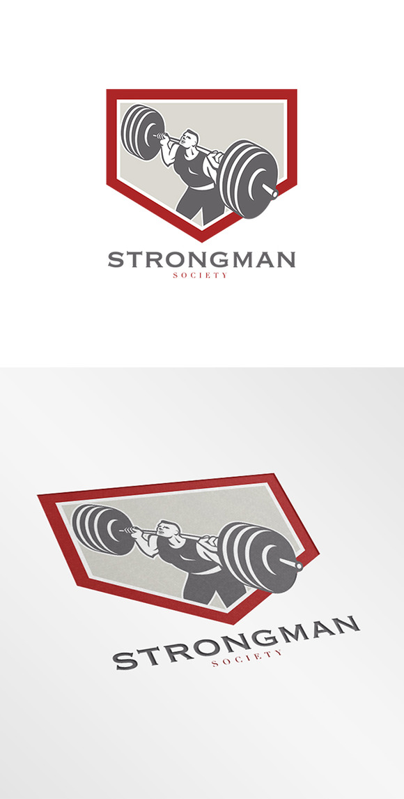 Strongman Society Logo