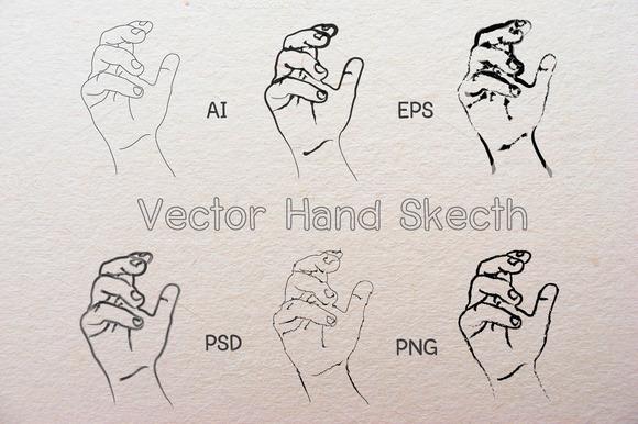 Vector Hand Sketch