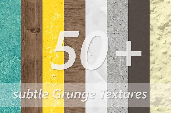 50 Seamless Grunge Texture Tile