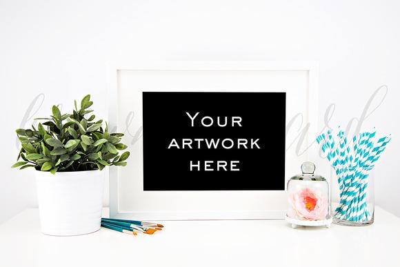 Mock-up For Artwork
