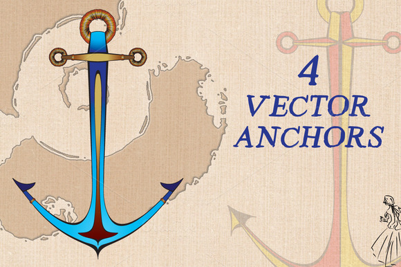 4 Vector Anchors