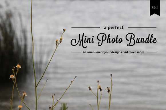 Mini Photo Bundle No.1