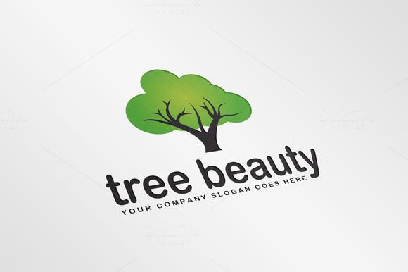 Colorful Tree Logo Temlate