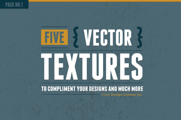 Vector Texture Pack No.1