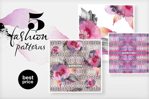 5 Fashion Patterns