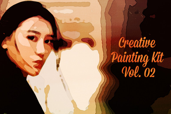 Creative Painting Kit Vol 02