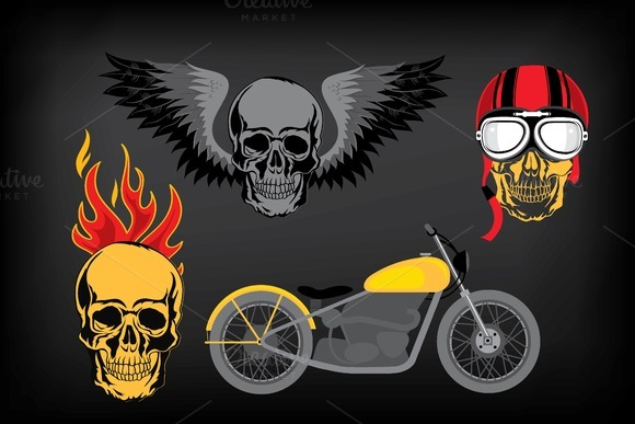 Biker Icons