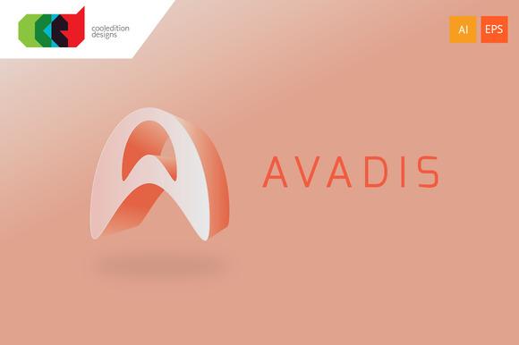 Avadis Logo Template