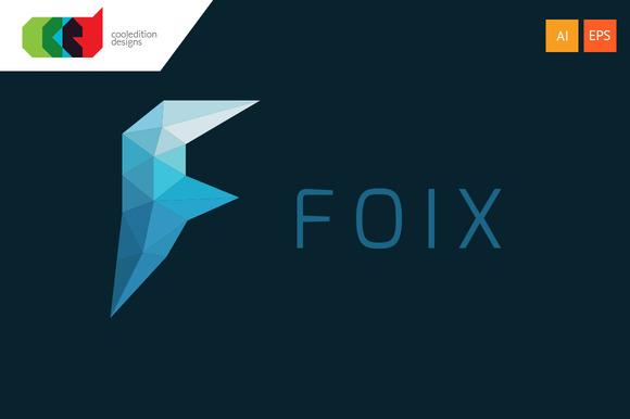 Foix Logo Template