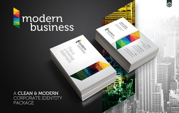 RW Modern Corporate Identity