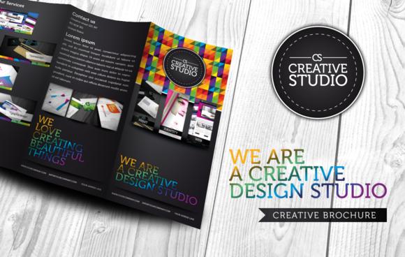 RW Creative Colourful Brochure