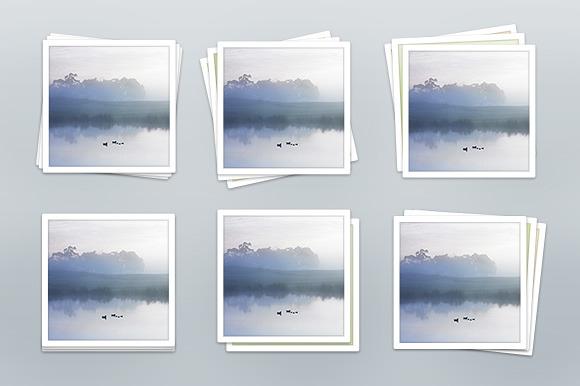 6 Image Photo Stacks