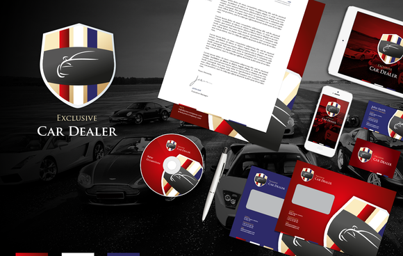 RW Pro Car Dealer Identity