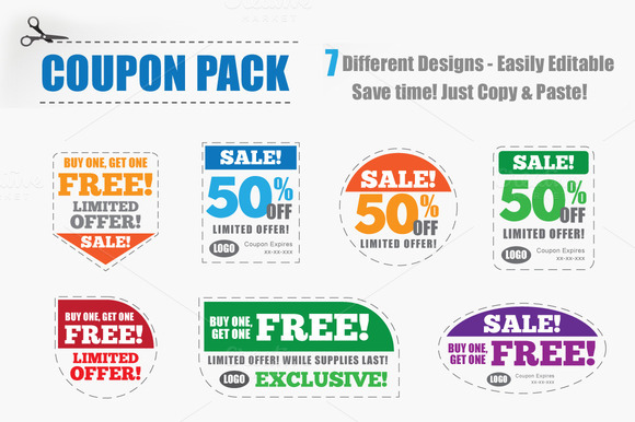 Coupon Pack