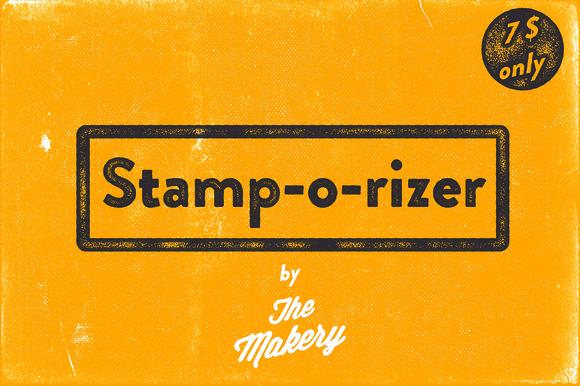 Stamp-o-rizer