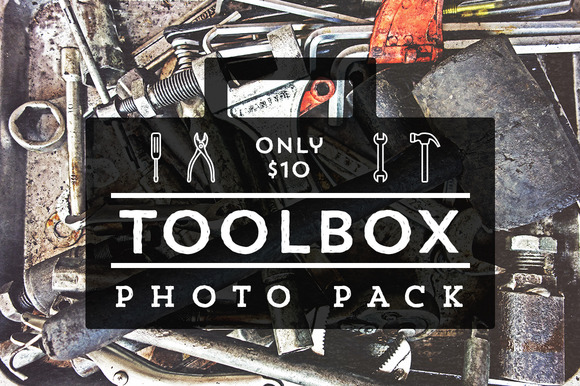 Toolbox Photo Pack