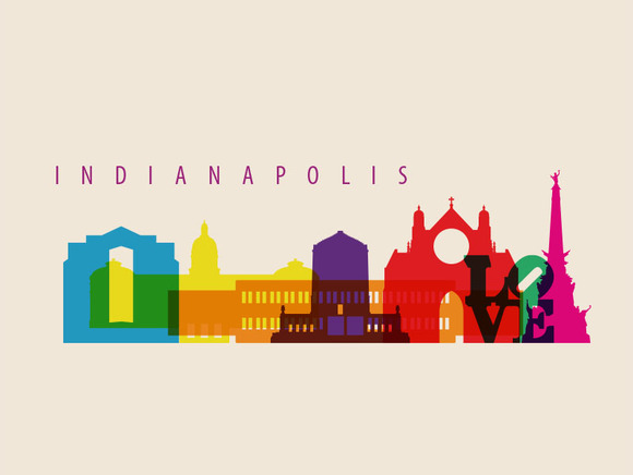 Indianapolis City Landmarks
