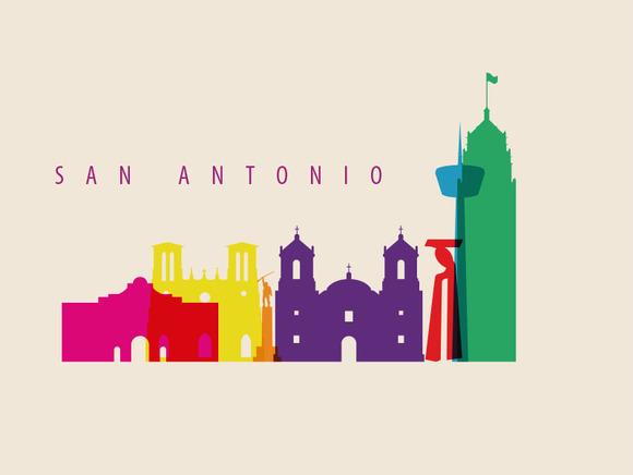 San Antonio City Landmarks