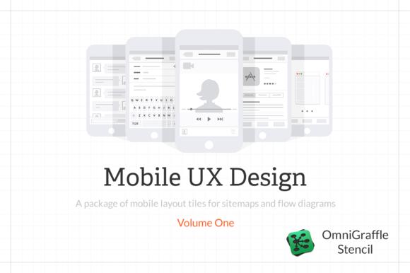 Mobile UX Design Tiles V1