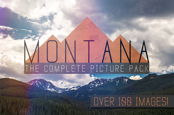 Montana The Complete Picture Pack