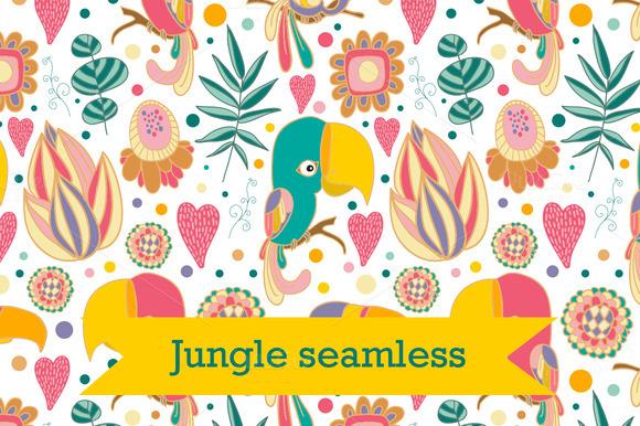 Jungle Seamless