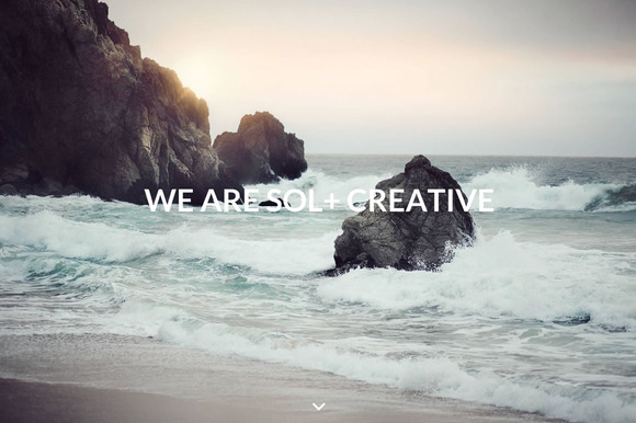 Sol Agency Portfolio WP Theme